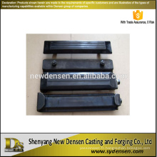 Steel Hot Forging Track Metal Core avec ventes chaudes OEM