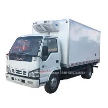 Caminhão Aquecedor / Congelador ISUZU 600P 6-8 Toneladas