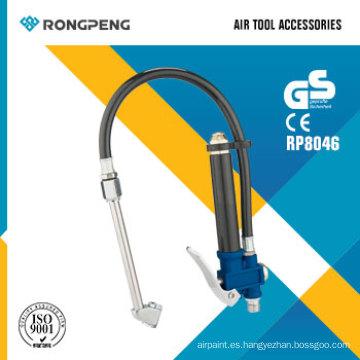 Rongpeng R8046 tipo de pistola de aire inflado herramienta accesorios