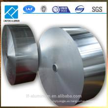 El mejor precio y la venta caliente Aluminio Cobertura de la bobina para la construcción y la construcción