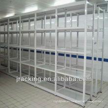 Las vigas y barras ampliamente utilizadas admiten estantes de almacén
