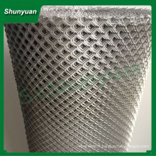 directly factory diamond aluminum expanded metal mesh for consruction or decoration