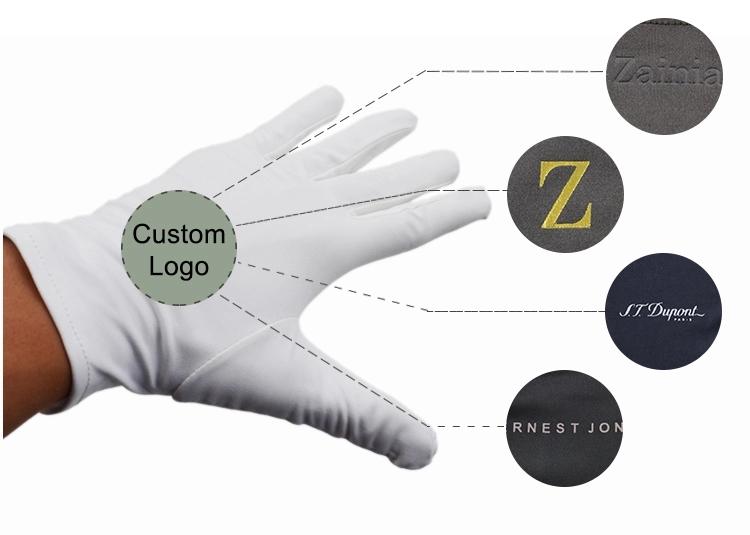 Detail 2 Of Glove