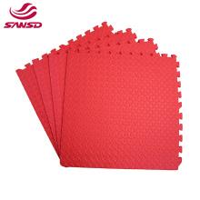 Eco friendly non slip indoor puzzle mat soft floor judo tatami play mat