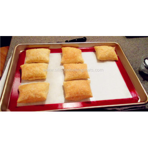 Silicone Toaster Oven Mat 7.875'' x 10.875''