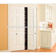 Puerta de la habitación interior plegables de PVC