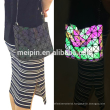TPU Reflective material for bag shoes making