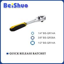 CRV-Griff Schnellverschluss-Ratsche des Steckschlüssels