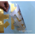Clear Transfer Vinyl Film