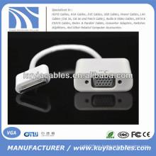 Cable del adaptador del VGA para el ipad, iphone4