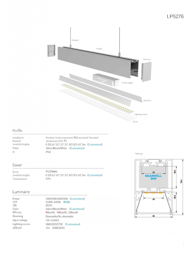 led linear light-2