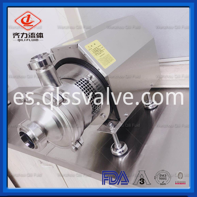 stainless steel pump 6