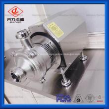 Usado em alimentos, produtos químicos, farmacêutica Sanitária Liquid-Ring Pump