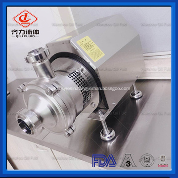 Used in Food, Chemical, Pharmaceutical Sanitary Liquid-Ring Pump