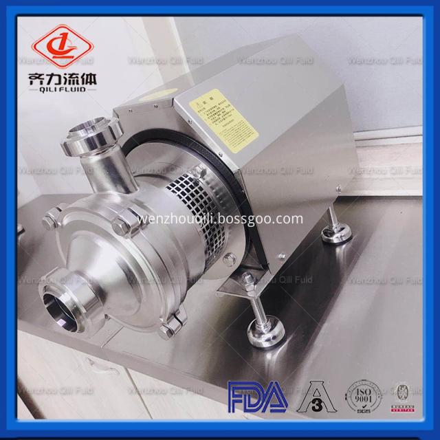 stainless steel pump 6