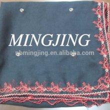 Square muslim hijab / muslim embroidery turban