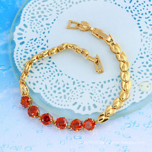Xuping Fashion Jewelry Zircon Bracelet (70892)