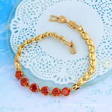 Xuping Мода Ювелирные изделия Циркон Браслет (70892)