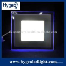 15W brilho super iluminado luz de painel levou com mudança de cor
