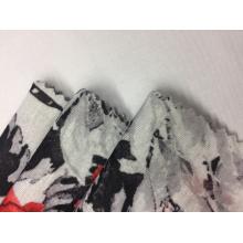 Polyester gesponnenes bedrucktes Gewebe
