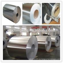 Bobina / tira de aluminio de la serie 8000 para el cable
