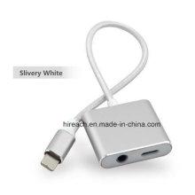 Ios Interface à 3,5 mm femelle Jack Aux Audio Cable pour iPhone7 iPhone 7 Plus Adaptateur pour écouteurs