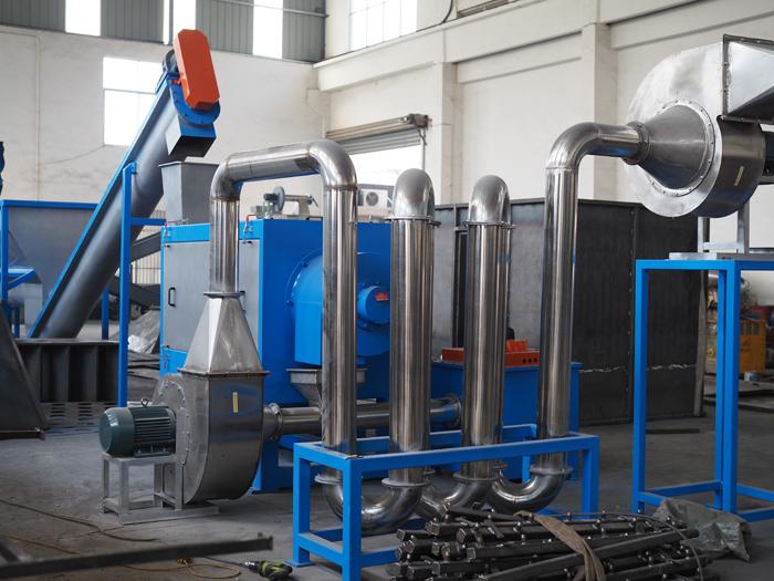 Pipe Drying machine