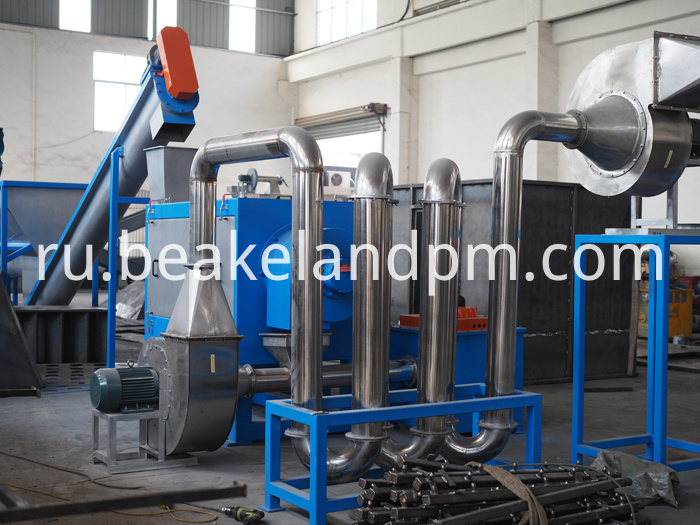 Pipe Drying machine