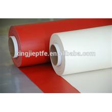 Produits de qualité tissu de silicone en fibre de verre coloré