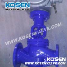 Actionneur électrique soufflet Globe vannes (WJ941)