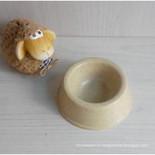 Eco Bamboo Fiber Pet Supply Bowl (BC-PE6015)
