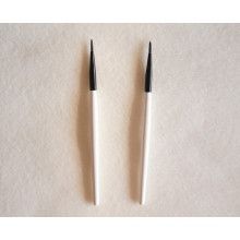 Private Label White Hand Brow and Lash Brush