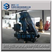 5t 3 Arms Folding Boom Truck Crane
