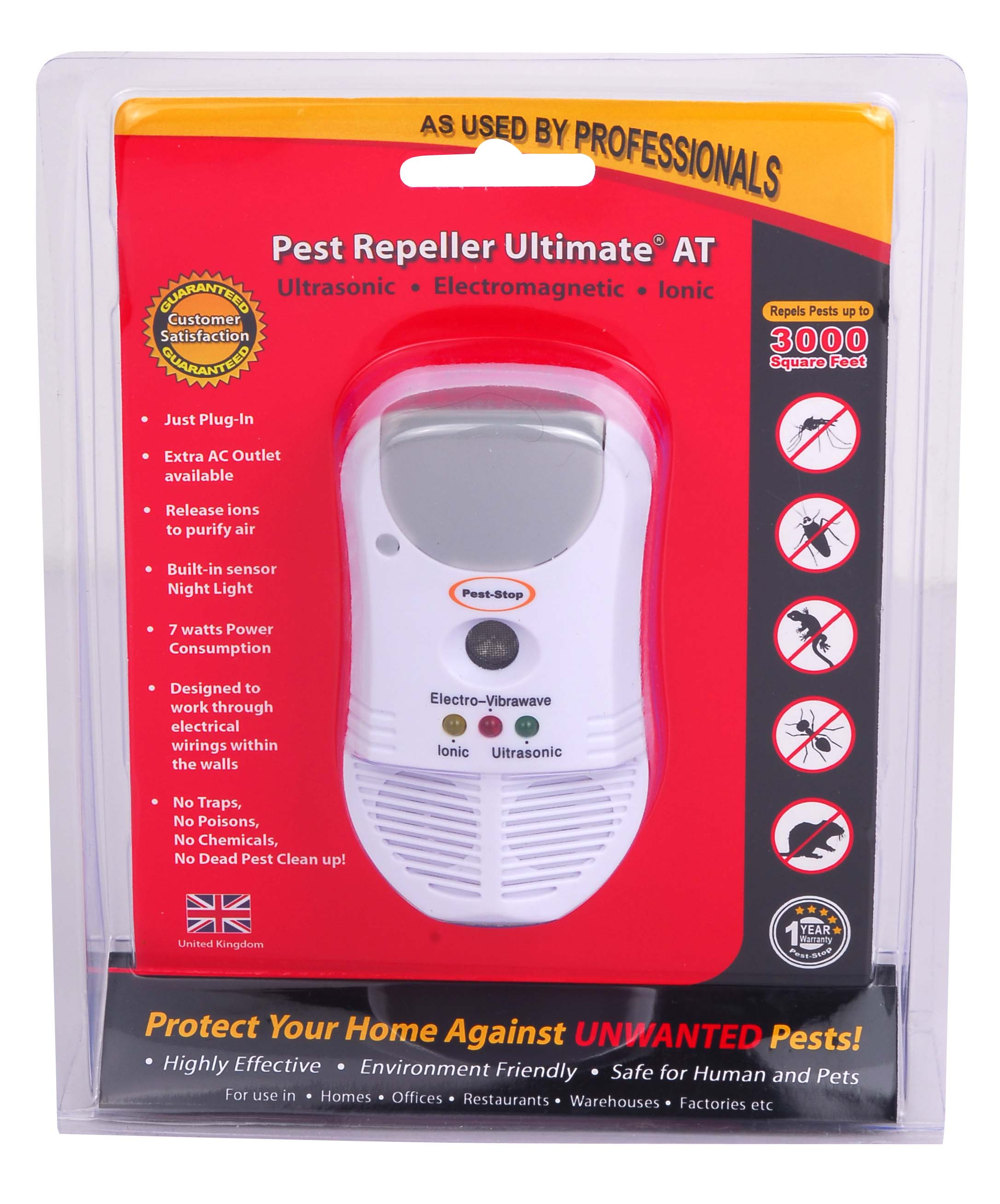 pest repeller ELP016