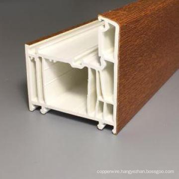 Thermo Insulation 6 Chambers UPVC Profiles