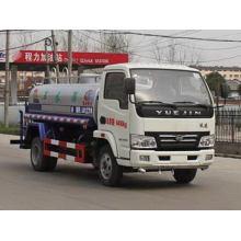 Yuejin 4X2 petit camion de réservoir d'eau de 3-5CBBM