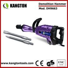 Mandril elétrico do martelo do demolição do formão do chifre (KTP-DH9663)