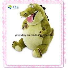Зеленый смех фаршированные игрушки динозавров