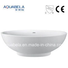 2016 Новая дизайнерская акриловая ванна для ванной комнаты (JL650)