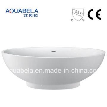 2016 Nueva bañera de baño de acrílico de los accesorios del cuarto de baño del diseño (JL650)