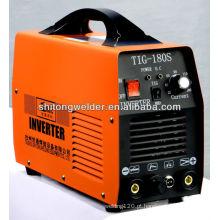 Máquina de soldadura TIG-180S do inversor MMA / TIG