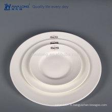 Three Layers Vaisselle chinoise en gros, Fine Bone China Set de vaisselle