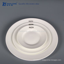 Three Layers Chinese Tableware Wholesale , Fine Bone China Tableware Set