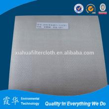 Paño de filtro de aire de carbón activado monofilamento