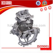 piezas de fundición a presión de aluminio / autopartes / parte de la máquina / fundición de gravedad de aluminio
