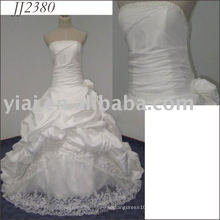 2011 lovely design free shipping high quality elgent sweetheart ball gown style cheap bridal wedding dress 2011 JJ2380