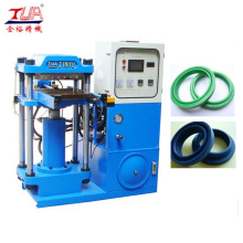 China for Single Head Silicone Label Machine Four-Column Silicone Oil Seal Hydraulic press Machine export to United States Manufacturer