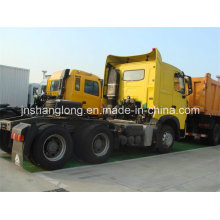 6X4 10 Wheels 40t Truck Tractor (371HP with A/C)