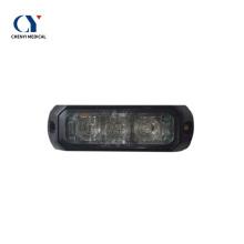 Linterna led estroboscópica de parrilla personalizada de color LED