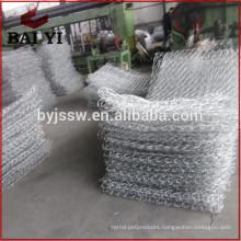 120x150 Mesh Size Heavy Duty Hexagonal Mesh/Gabion Wire Baskets